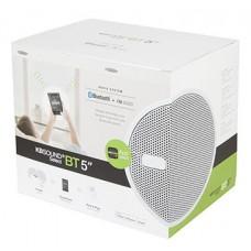 Garso kolonėlės KBSOUND Select BT5 su radijo imtuvu ir Bluetooth ryšiu