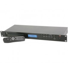 CD grotuvas AD400 grotuvas CD/USB/SD+FM