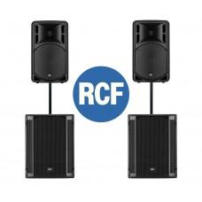 Garso įrangos komplektas RCF ART3