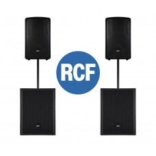 Garso įrangos komplektas RCF D-LINE