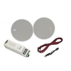 Garso sistema - FM radijas, Bluetooth su garsiakalbiais