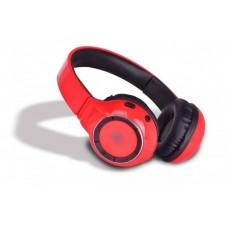 iDance BLUE 300R belaidės ausinės (raudonos)