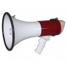 Įkraunamas megafonas 50W