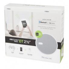 Įmontuojami garsiakalbiai Bluetooth KBSOUND SelectBT2.5 su radijo imtuvu