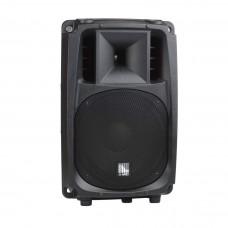 Akustinė sistema su stiprintuvu juoda AMC Power Box D12