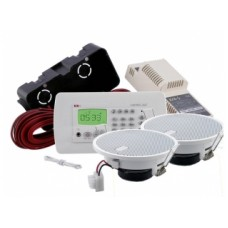 Radijo imtuvas KBSOUND Premium vonioms, virtuvėms