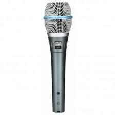 Shure BETA-87A mikrofonas