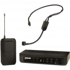 Shure BLX14/P31 mikrofono sistema ant galvos,  K14 (614-638 MHz)
