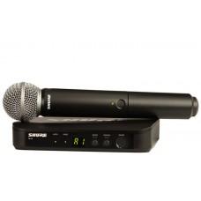 Shure BLX24 SM58 bevielis mikrofonas