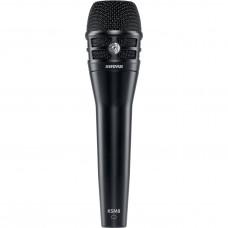 Shure KSM8 mikrofonas, juodas