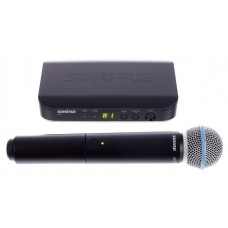 Shure BLX24E B58 vokalinis bevielis mikrofonas