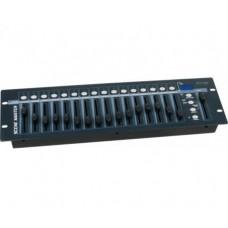 Šviesų valdiklis SCM-1 SCENEMASTER  DMX 16 kanalų
